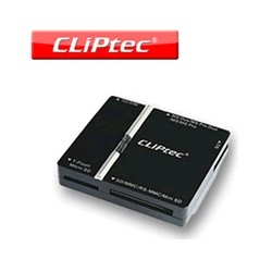 Multilector USB SIM SD HC M2 Micro SD MS Duo Cliptec