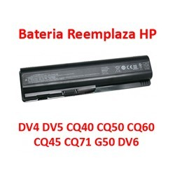 Bateria para HP Compaq DV4 DV5 CQ40 CQ50 CQ60