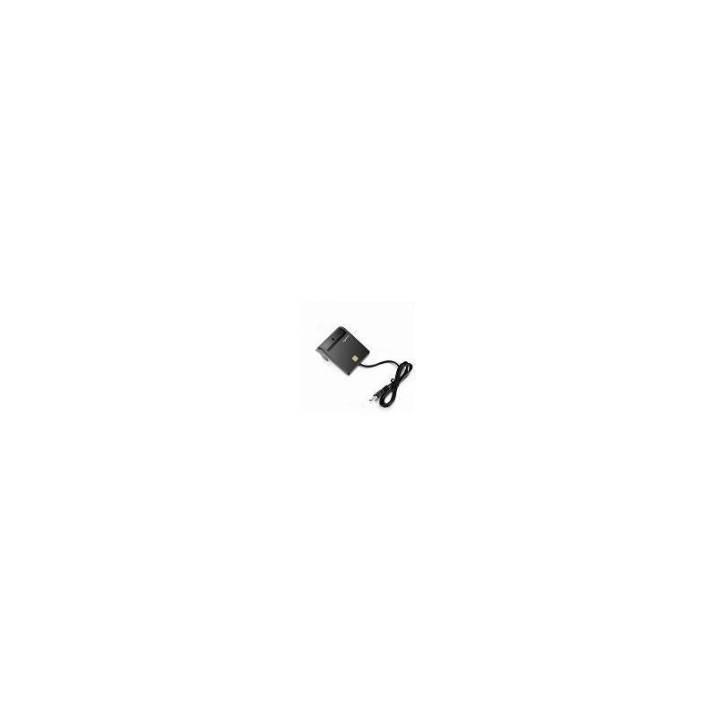 Lector USB 2.0 de Tarjetas / CAC de acceso Comun Tarjetas sin adaptador ID