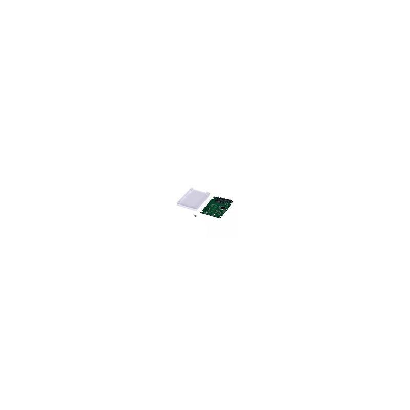 Case Mii Pcie Msata SSD Sata3 2.5 Blanco Negro