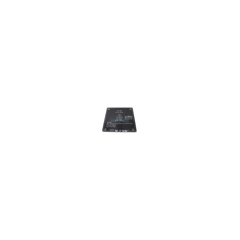 Placa Cama Caliente Para Impresora 3D Reprap MK3 Aluminio 3mm