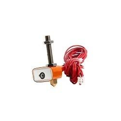 Extrusora Hot End Boquilla 3.0mm Para 1.75MM de Filamento MK8