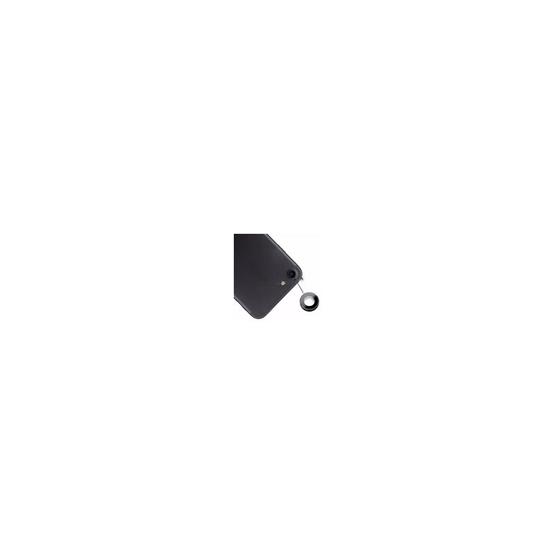 Repuesto Tapa Cubierta Cristal Lente Camara trasera Iphone 7
