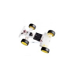 Kit Chasis 4 Ruedas Smart Robot Car S3003 Arduino