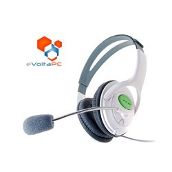 Audifono Headset Pro Xbox 360 Microfono Control Volumen Deluxe