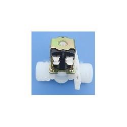 Valvula Selenoide Hilo 3/4 12v Normalmente Cerrado Tipo PP