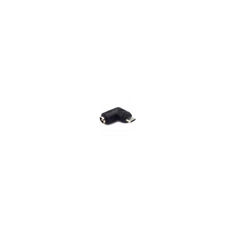 Adaptador Micro Usb a Poder 5.5 mm 2.1mm Arduino Pic Raspberry