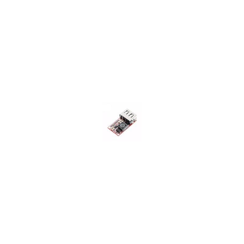 Modulo Cargador Usb Dc Step Down 6-24v 12v24v 5v 3a