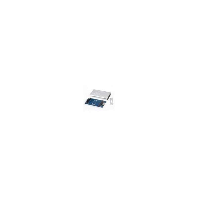 Case Adaptador Para ssd Msata Usb 3.0 6gb7s  UASP