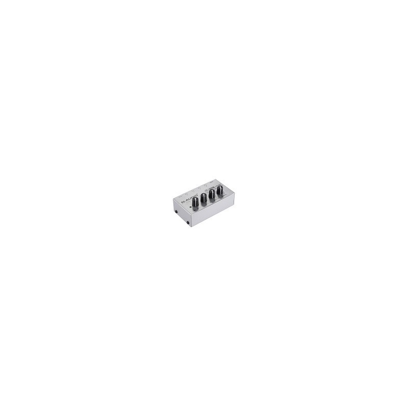 Mini Amplificadores de Auriculares Estereo de Audio Ha400 Ac Corriente