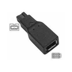 Adaptador Firewire 800 a Firewire 400 Macbook Pro Camara Torname