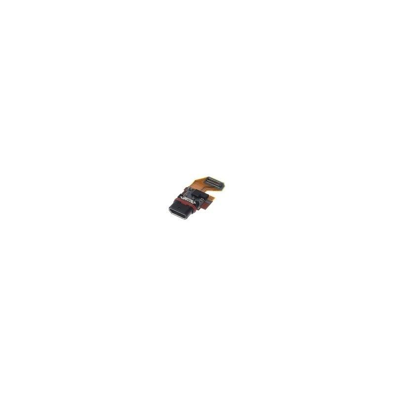 Flex Conector Carga Xperia Z5