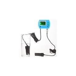 Medidor de PH EC de Acuario 2 en 1 Calidad de Agua