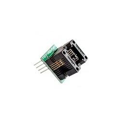 Soic8 Sop8 a Dip8 Ez Programador Adaptador Socket