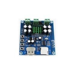 Tablero Amplificador de 50+50w Bluetooth Tarjeta TF XH-M422 TPA3116D2 DC12-24V