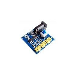 Modulo de Potencia Salida Multiple de Conversion de Voltaje 3.3V 5V 12V