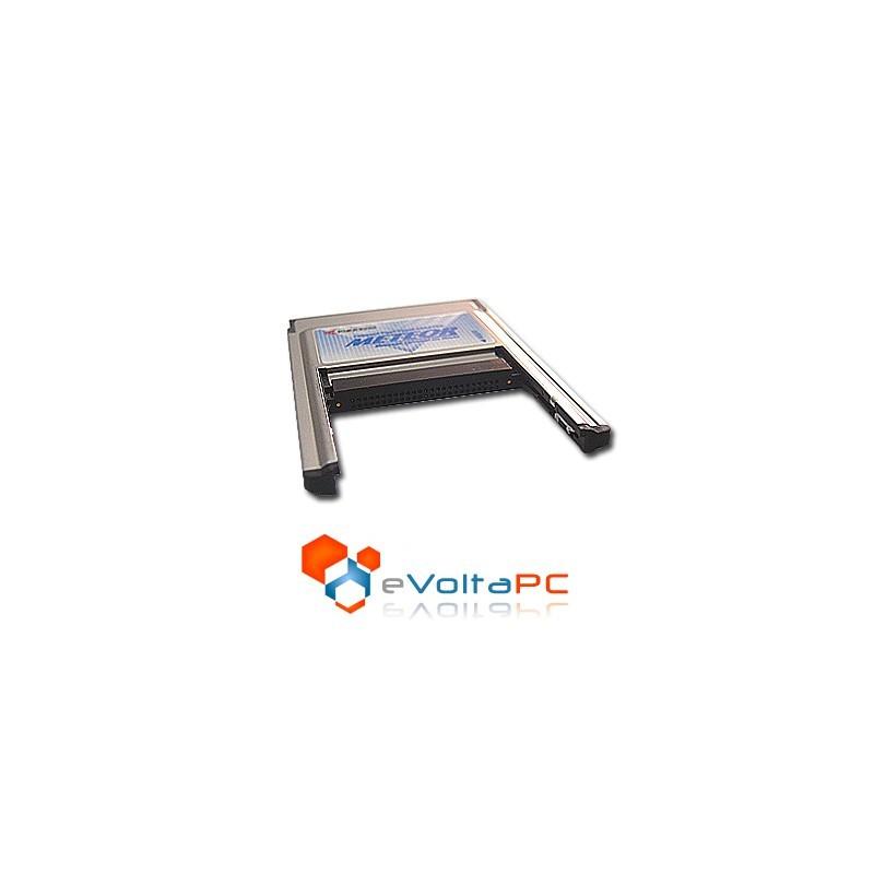 Lector PCMCIA Compact Flash