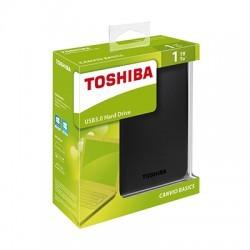 Disco Duro Externo Toshiba Canvio 1TB Usb 3.0