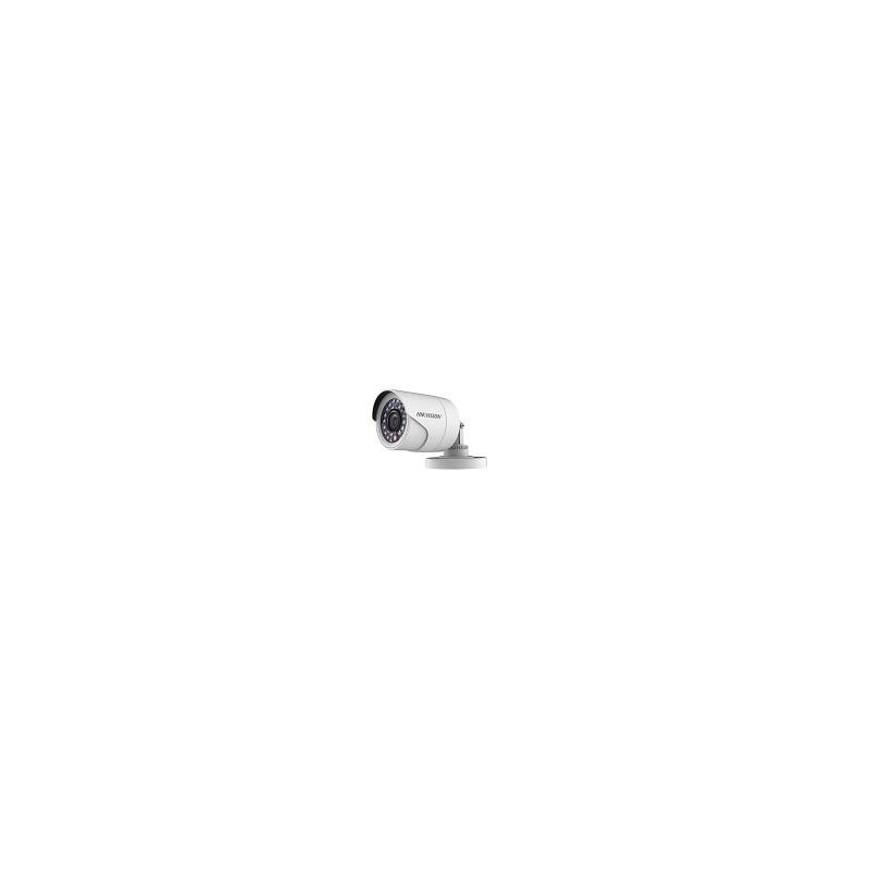 Camara Hikvision Bullet Turbo 720p Lente Fijo 2.8mm Ir 20M