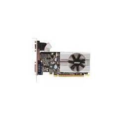 Tarjeta de Video Msi Nvidia Gt210 1GB Ddr3 Hdmi Dvi Vga Ip