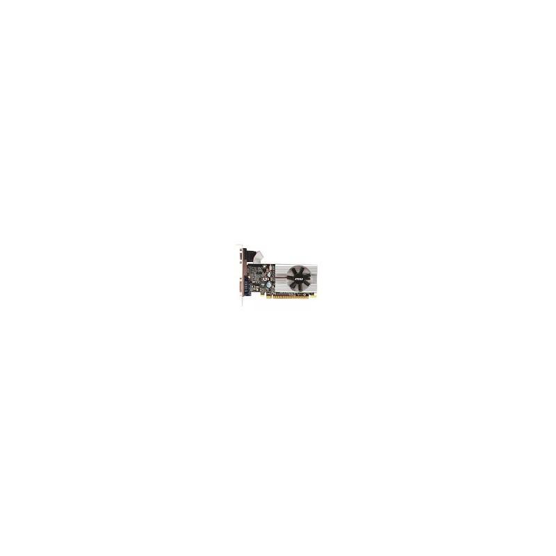 Tarjeta de Video Msi Nvidia Gt210 1GB Ddr3 Hdmi Dvi Vga Ip