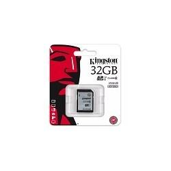 Tarjeta Sd 32GB Clase 10 Uhs-1- Kingston