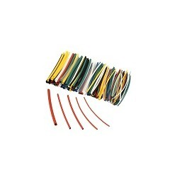 Kit 140 Tubos Multi Color de Poliofelina Libre de Halogeno Heat Shrink
