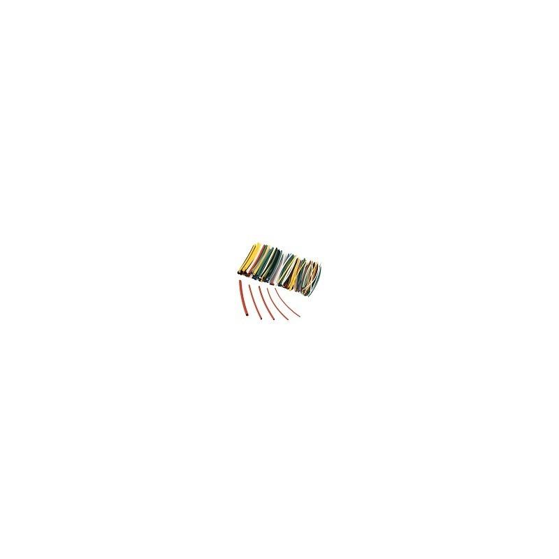 Kit 140 Tubos Multi Color de Poliofelina Libre de Halogeno Heat Shrink