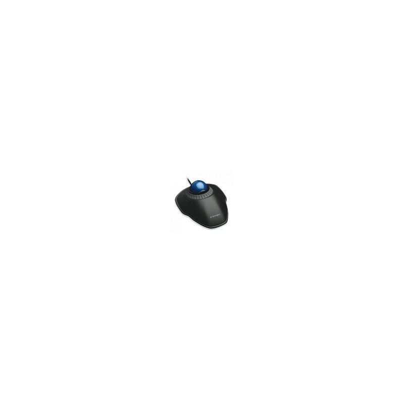 Mouse Orbit Optical Trackball con Scroll Usb Kensington