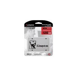 Disco Duro Solido SSD Kingston Uv400 120GB