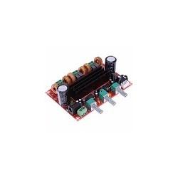 Amplificador 2.1 TPA3116d2 50wx2 + 100w 2.1