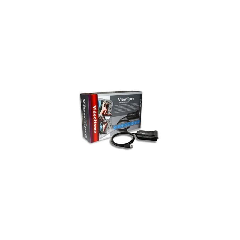 Adaptador USB 2.0 a VGA / DVI Viewxpro 1920x1080