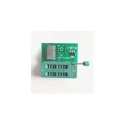 Adaptador Sop8 Dip8 Para Placa Iphone 1.8V W25 Mx25 Skypro Tl866 Ezp2010