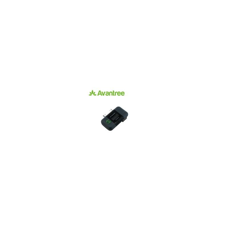 Transmisor FM Avantree para iPhone iPod iPad con Autoscan