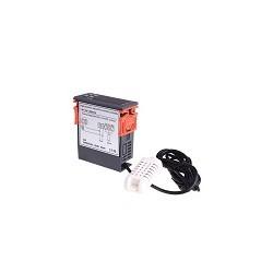 Termostato Digital Controlador de Temperatura y Humedad 220v