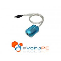 Cable USB a LAN RJ45 Ethernet
