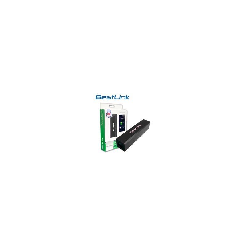 Batería de respaldo portable 2200 mAh USB Universal iPhone Andro