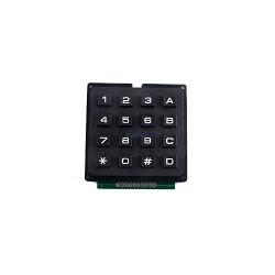 Teclado Matriz 4x4 Modulo Conmutador Para Arduino