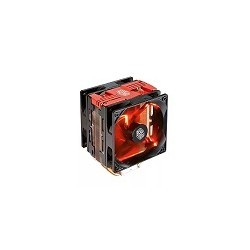 Ventilador Cooler Master Hyper 212 LED Rojo Turbo