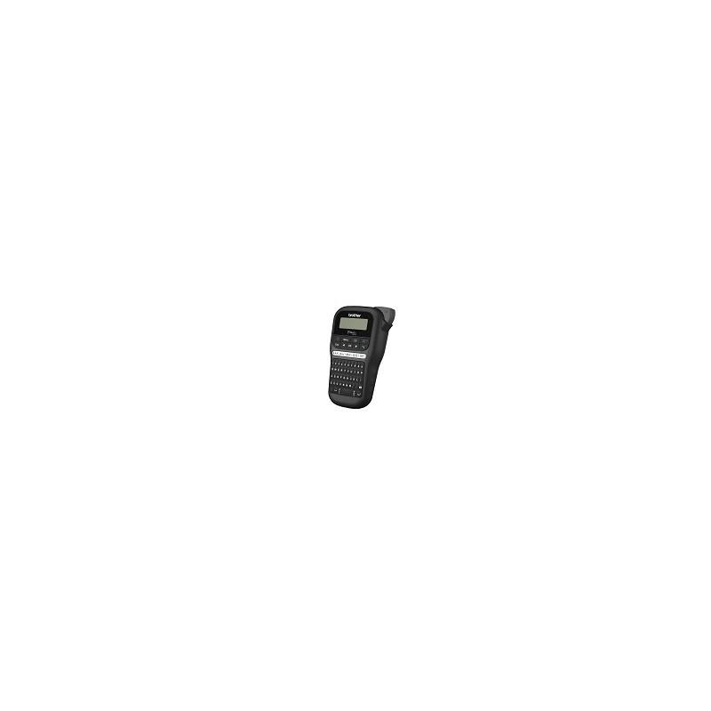 Rotuladora Brother Portatil P-Touch Pht110bk Negro