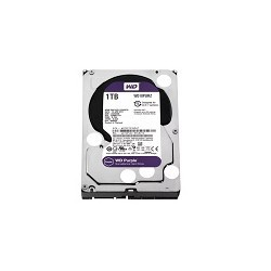 Disco Duro WD Purple 1TB Wd10purz Surveillance 64mb