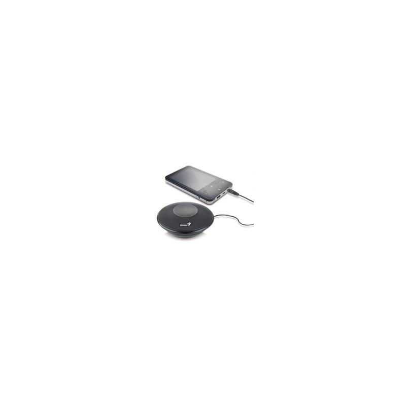 Parlante Genius SP-i150 Recargable Portatil Sonido 360º Negro