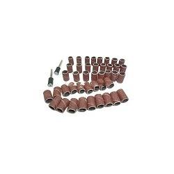 Kit 150 Bandas  Para Lijado Fibra de Vidrio Dremel Mandril