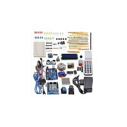 Kit Arduino Starter UNO R3 LCD1602 Ultrasonico