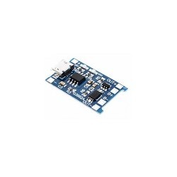 Cargador TP4056 Bateria 18650 Litio-Ion 3.7V Arduino Pic