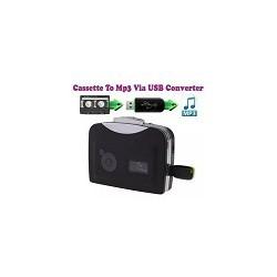 Traspasa Convierte Tus Cassette a MP3 Via USB