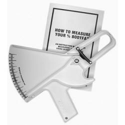 Caliper Adipometro Medidor de Grasa Corporal Slim Guide