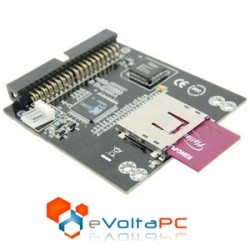 Adaptador IDE a SD / MMC / MS Booteo SSD