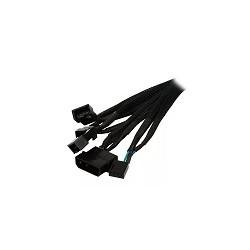 Cable Adaptador IDE Molex 3x4 PWM Ventilador CPU