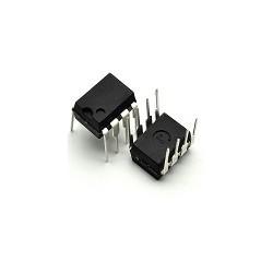 Pack 5 Modulos LM386N Dip8 IC